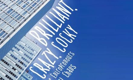 Startup books #2: Brilliant, Crazy, Cocky, by Sarah Lacy