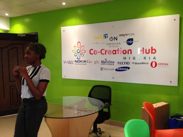 cc hub nigeria lagos tech startup ecosystem west africa femi longe innovation is everywhere martin pasquier emerging markets technology scene 3 co creation hub cc-hub