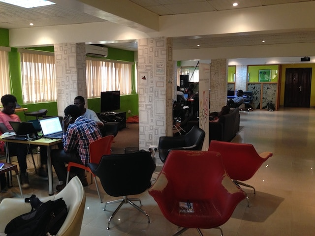 cc hub nigeria lagos tech startup ecosystem west africa femi longe innovation is everywhere martin pasquier emerging markets technology scene 4 co creation hub cc-hub