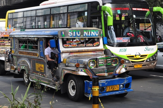 philippines open data transportation map manila jeepney innovation is everywhere martin pasquie