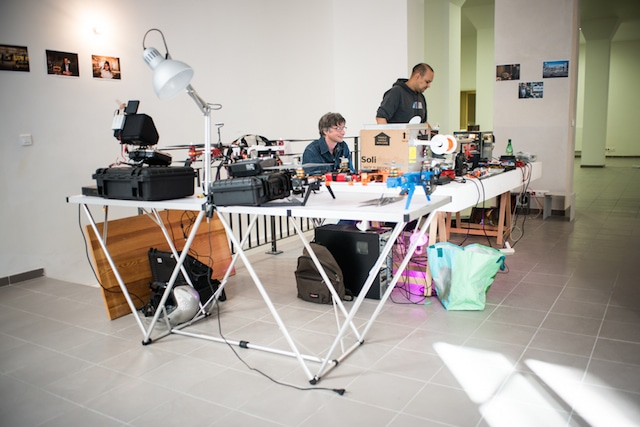 La Paillasse Nuit Blanche biohacking space hackerspace makerspace paris france europe innovation is everywhere 3