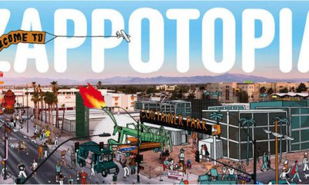 Revitalizing Las Vegas: a guided tour of the Downtown Project by Zappos
