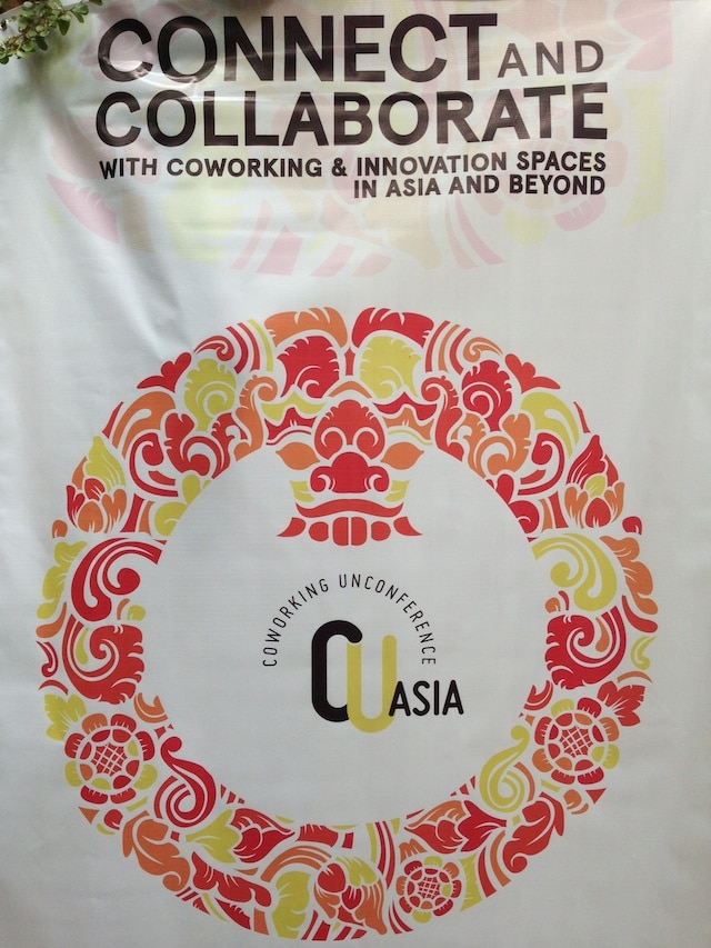 coworking space asia coworking unconference bali hubud cuasia 2015 logo places of innovation corporate partnerships martin pasquier innovation is everywhere