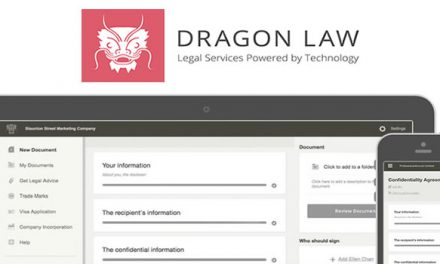 Startup sourcing #2: With Dragon Law, you build your business legal documents in no time and for a cheap and transparent price