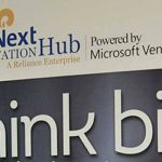 GenNext Innovation Hub case study: a corporate accelerator program launched by Indian's largest conglomerate  in partnership with Microsoft Ventures