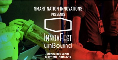 InnovFest Unbound Singapore corporate innovation feat