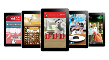 Ksubaka's range of gamified experiences that aims to promote customer engagement