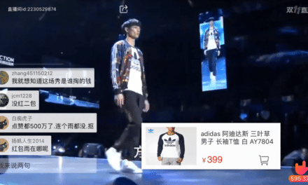 "Why is ""live shopping"" a hit in China?"