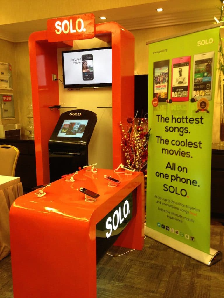 innovation is everywhere solo smartphone nigeria africa mobile west africa 2014