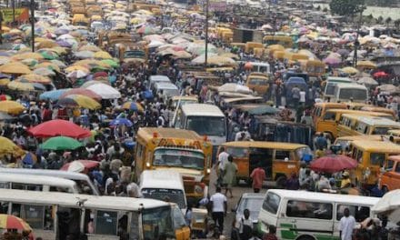 Traffic Butter, a startup to solve Nigeria's Lagos jams
