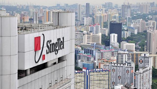 Singtel Singapore startup scene acquisition hungry go where telecoms strategy Digital Life martin pasquier innovation is everywhere