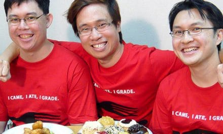 HungryGoWhere, a Singapore startup success story told from the inside, with Wong Hoong An