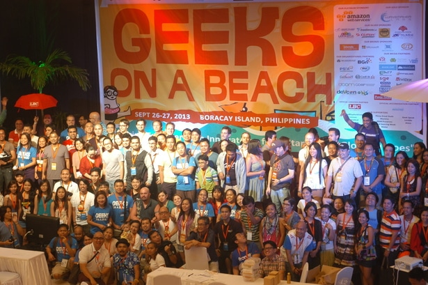 geeks on a beach startups the philippines event 2014 innovation is everywhere martin pasquier emerging markets technology trends south-east asia