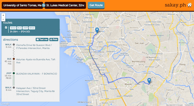 philippines manila open data policy hackathon sakay.ph transportation app map by implication innovation is everywhere martin pasquier