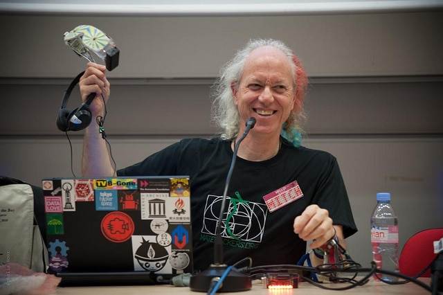 mitch altman hackerspace culture corporate innovation martin pasquier innovation is everywhere