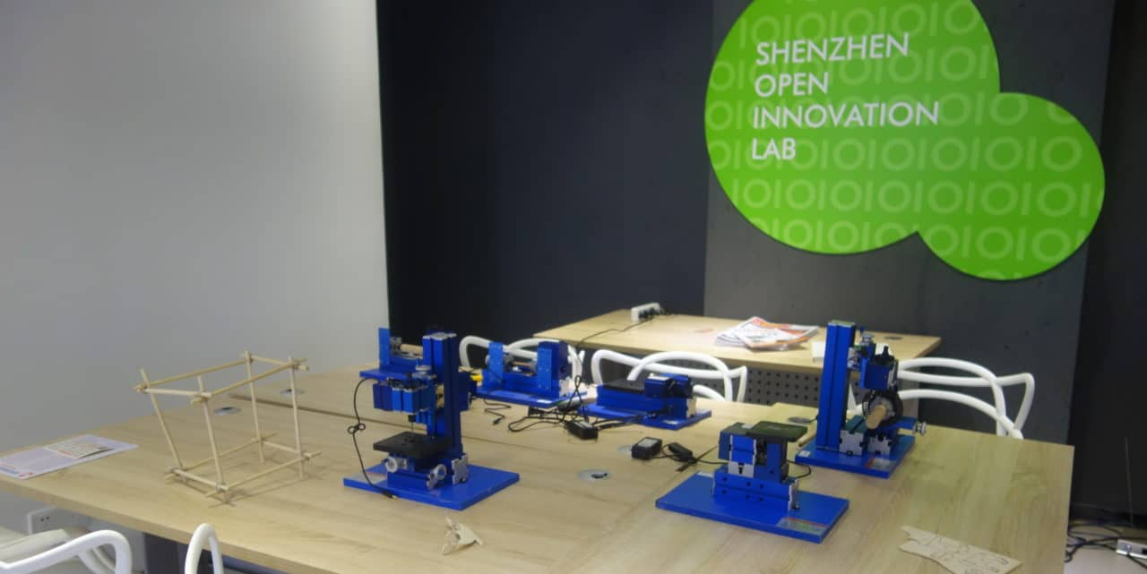 Shenzhen Open Innovation Lab