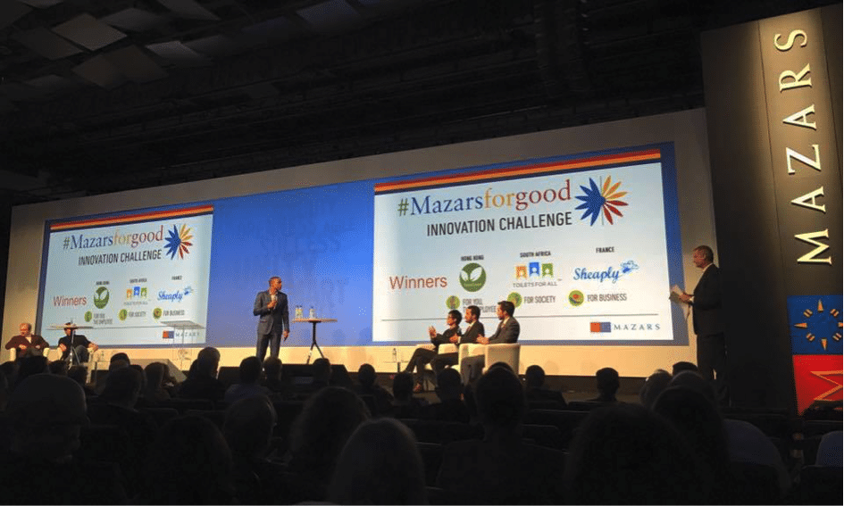 Mazars, an innovation challenge to kick-start the transformation of the company culture