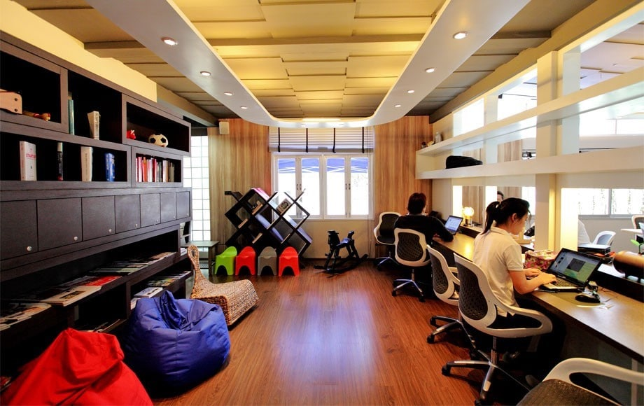 Thailand startup coworking space
