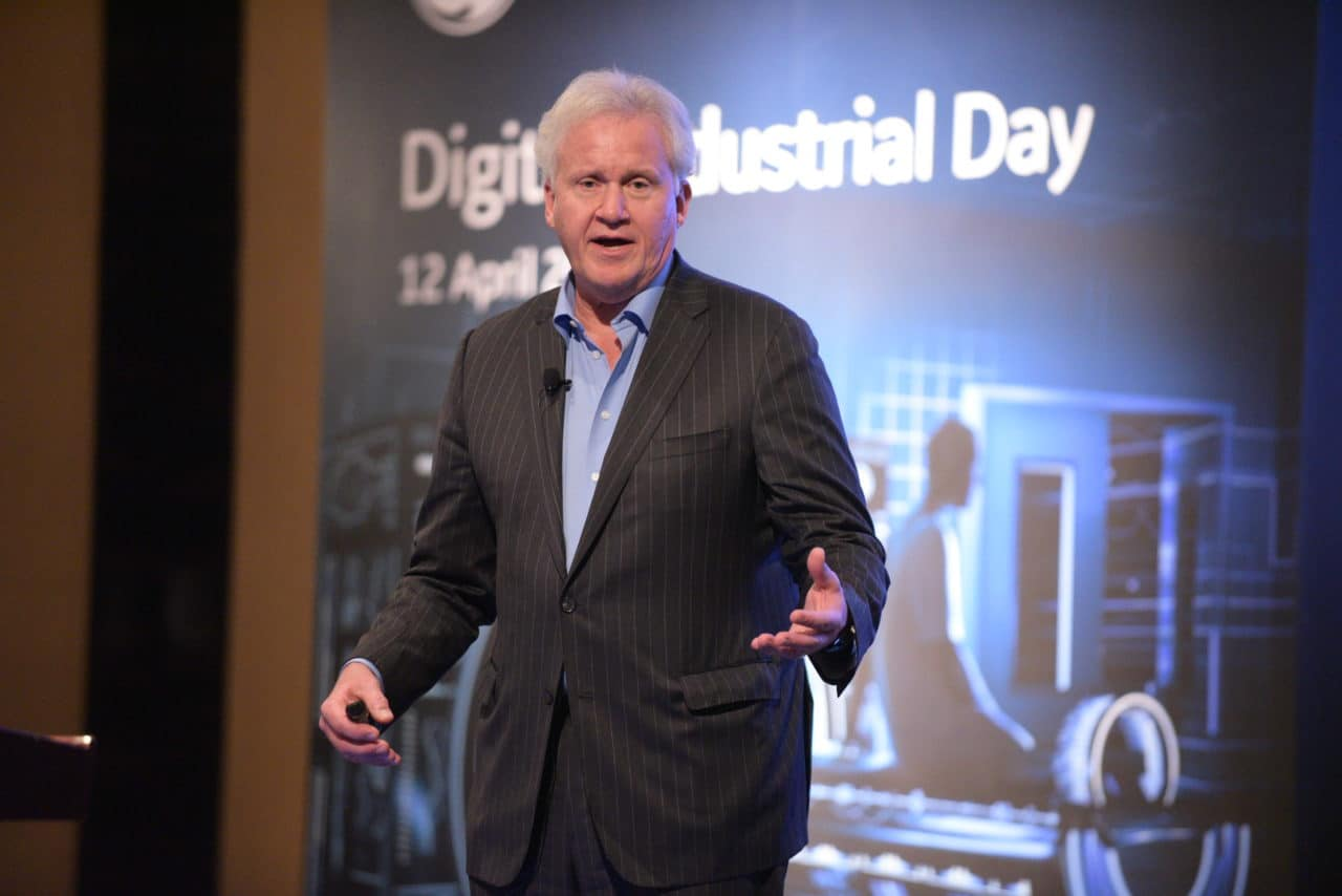 Jeff Immelt, CEO of General Electric (Photo by Innovation Is Everywhere)