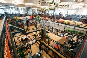 the future of coworking