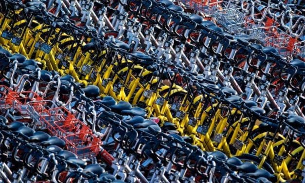 Urban mobility: a tale of Ofo, Mobike, and deep investor pockets