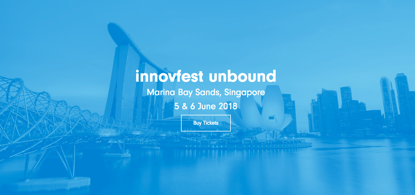 innovfest unbound, Southeast Asia's biggest innovation opportunity
